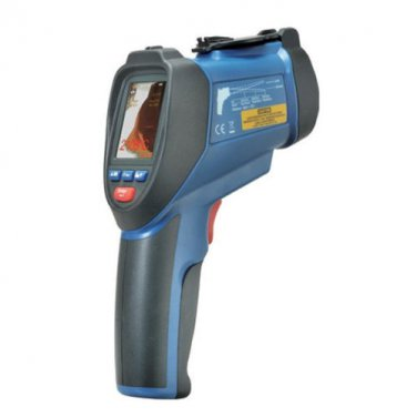 DT-9860 IR Temperature Device Infrared Video Thermometer Meter TFT 2.2 wtih USB