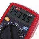DMM Palm-Size Digital Multimeter / Professional UT33B Voltage Current Ohm Meter