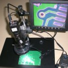 New VGA Digital Zoom Video Microscope Magnifier - Complete Set
