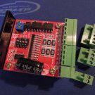 Stepper Motor Driver Board PCB TB6600 4.5A 12~50V Input Volt, CNC Single Axis