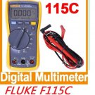 Digital Multimeter True RMS FLUKE F115C 115C F115 Field Test Meter DMM Voltmeter