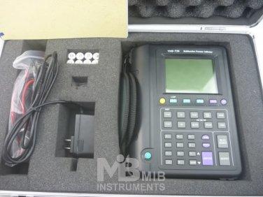 Pressure Calibrator == YHS-726 == Pressure multifunction process calibrator