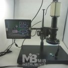 Industrial LCD Video VGA Microscope 150x Zoom CDD Image