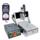 CNC 3020 CNC Router Engraver Machine + JY5300 CNC Controller Box+ MHC1 HandWheel