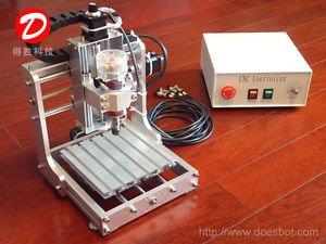 New Mach3 Mini CNC Router Machine 3-Axes USB Control 300W Air-cool Spindle