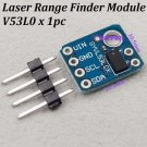 ST VL53L0x Time-of-Flight ToF Laser Range Finder Proximity Sensor Robotic Sense