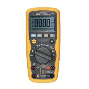 DT-9927 Professional Digital Multimeters DMM