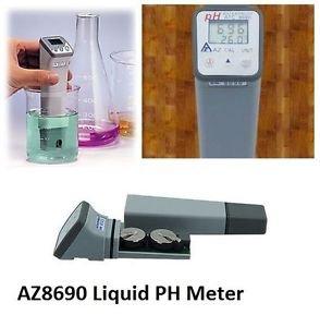 Water Quality Tester Ph/Temp.meter AZ-8690