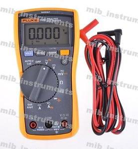 Fluke F117 117C Multimeter VoltAlert Backlight Meter