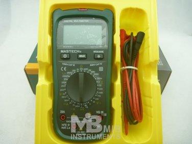 NEW MS8260E Digital LCR Inductance Multimeter DMM