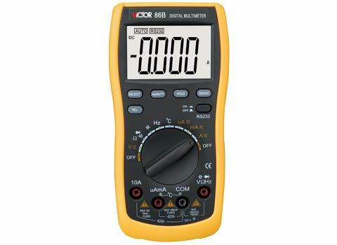 New 3 3/4 Digital multimeter Voltmeter meter DMM 86B
