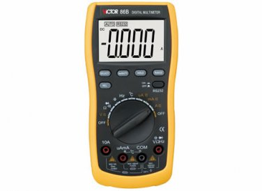 New 3 3/4 Digital multimeter Voltmeter meter DMM 86B
