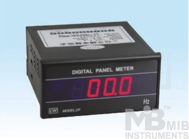 New 3 1/2 AC Frequency meter Digital Panel Meter