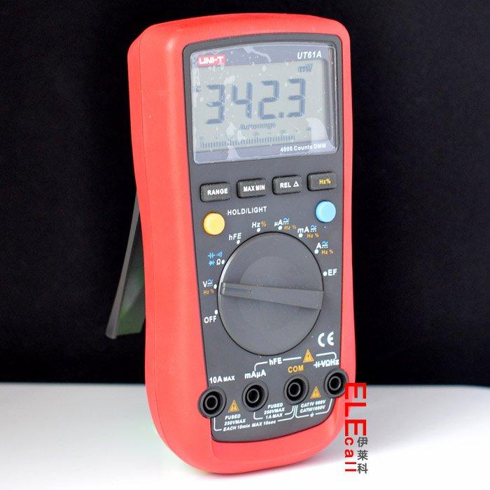 UT61A Modern Digital Multimeters UT-61A