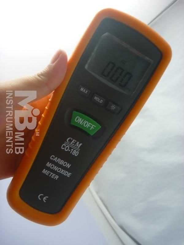 CO-180 Carbon Monoxide Meter CO gas tester Detector