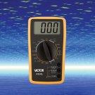 VC830L DMM 4-Digits Digital Multimeter Meter W/ Buzzer Sound Voltmeter Ampmeter