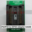 Xeltek PSOP44 to DIP44 Programming Socket Adapter SA638