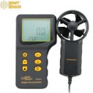 Smart Sensor AR836 Digital Anemometer Wind Speed Tester Meter