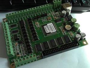 400KHZ High Speed Four Axis Mach3 USB CNC Carving Machine Controller Card Module