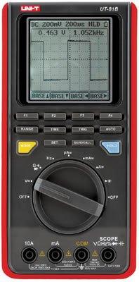 UNI-T UT81B 40MSa/s Oscilloscope digital multimeter