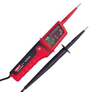 UNI-T UT15C AC/DC Voltage Tester Meter Voltmeter Volt Probe Meter LED DMM Tool