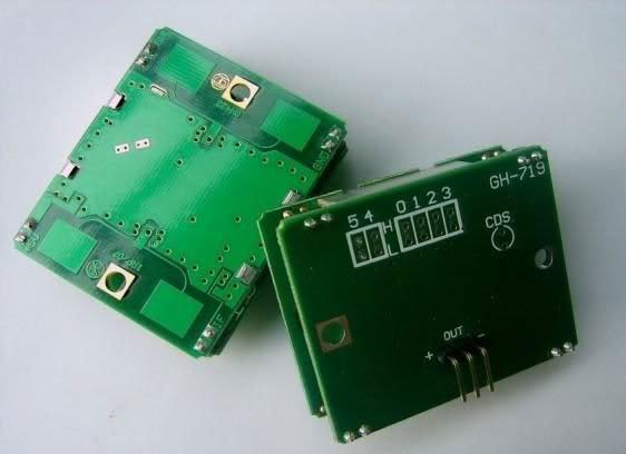 Microwave Sensor Module GH719