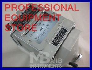 Manual Rotate Needle Megger 1000M 1000V Insulation Tester Resistance Meter ZC25