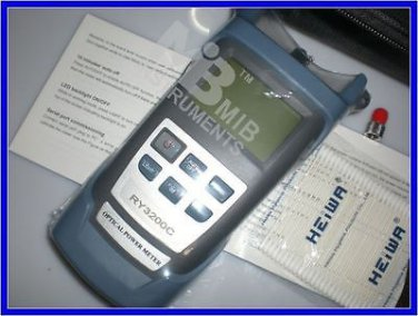 Handheld Device Optic Portable Optical Power Meter RY3200C Brand New