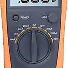 VC6013 Digital Capacitance Cap Meter Multimeter DMM for Capacitor uF mF nF pF