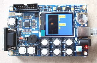 ARM ARM7 NXP LPC2103 Color LCD Development Board Design Kit