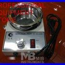 ST41C Solder Pot Soldering Desoldering Bath Tool 100mm 220V/300W/450C