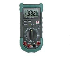 MS8261Mastech 3 1/2 Digital Multimeter Electrical Meter