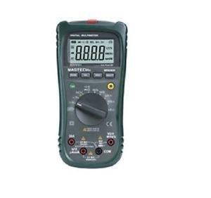 NEW MS8260F Auto Range Digital Multimeter DMM AC DC 20A