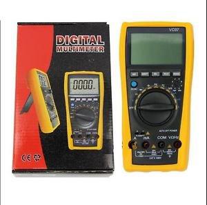 VC97 DMM Auto Range Digital Multimeter Voltmeter Current meter Ohm-meter