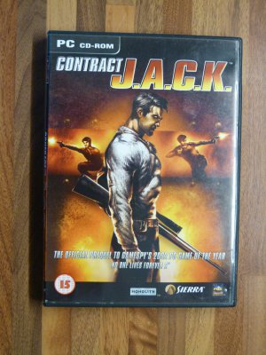 Contract J.a.c.k.    PC