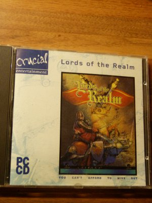 Lords of the Realm  PC