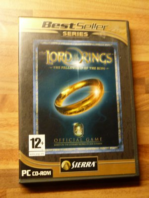 LORD OF THE RINGS : THE FELLOWSHIP OF THE RING    PC