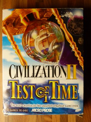 Civilization II Test Of Time   PC