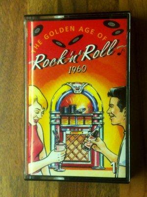V/A - Golden Age Of Rock 'N' Roll: 1960 V1 (UK Rdr's Dgst 27 Tk Cassette Album)