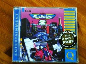 Micro Machines 2 Turbo Tournament  PC