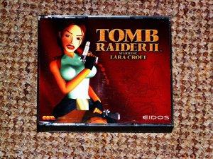 TOMB RAIDER II STARRING LARA CROFT  PC