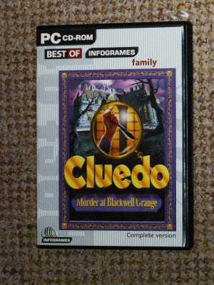 CLUEDO - MURDER AT BLACKWELL GRANGE  PC