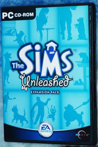 The Sims Unleashed (Expansion Pack)  PC