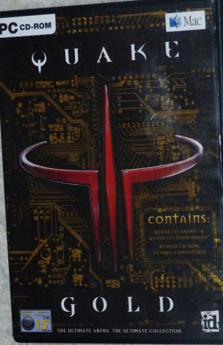 Quake III Gold Edition  PC