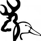 Quacks and Racks Vinyl Decal