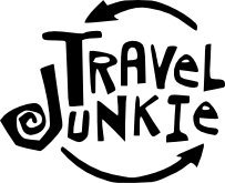Travel Junkie Vinyl Decal