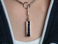 Solar Necklace Tower Therapy
