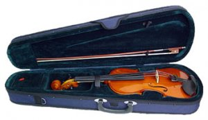"""23"""" Purling Violin 3 QUARTER OUTFIT Witn Carrying CASE LOWEST ON THE NET"""