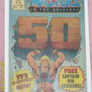 Masters of the Universe Comic Magazine (1987) number 50