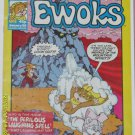 Ewoks Comic by Marvel (1988) Issue No 3